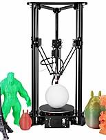 Недорогие -ezt 3d® t1 diy 3d большой принтер поддерживает интеллектуальное выравнивание / автоматическую смену нити накала / многоязычность с помощью сопла 1,75 мм 0,4 мм