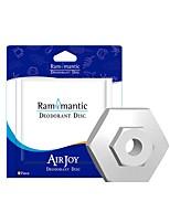 Недорогие -Rammantic Очистители воздуха для авто Общий Автомобильные духи / Дезодорант автомобиля пластик / Масло Удалить необычный запах / Ароматическая функция