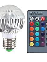 baratos -BRELONG® 1pç Smart Night Light RGB Alimentação AC Criativo / Decoração / Lâmpada de atmosfera 85-265 V