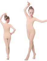 abordables -Danse classique Tenue Fille Entraînement / Utilisation Elasthanne / Lycra Elastique Manches Longues Haut / Pantalon