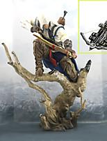 billiga -Anime Actionfigurer Inspirerad av Lönnmördare Connor pvc Legering 25 cm CM Modell Leksaker Dockleksak