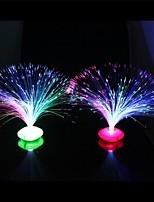 baratos -Decorações de férias Ano Novo / Decorações Natalinas Objetos de decoração Luz LED colour bar 1pç
