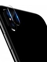 Недорогие -Защитная плёнка для экрана для Apple iPhone XS / iPhone XS Max Закаленное стекло 1 ед. Протектор объектива камеры HD / Уровень защиты 9H / Против отпечатков пальцев
