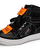 Недорогие -Девочки Обувь Синтетика Осень Удобная обувь Спортивная обувь Беговая обувь для Для подростков Белый / Черный / Бежевый