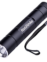 Недорогие -Naturehike NH17S071-T Ручные фонарики Светодиодная лампа LED излучатели 180 lm 3 Режим освещения с батареей и USB кабелем Водонепроницаемый, Портативные