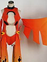 Недорогие -Вдохновлен Guilty Crown Inori Yuzuriha Аниме Косплэй костюмы Косплей Костюмы Особый дизайн Перчатки / Костюм Назначение Муж. / Жен.