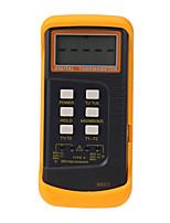 Недорогие -OEM DT6802 Двойной канал Термопары -50~1300 Авто отключение, LCD дисплей