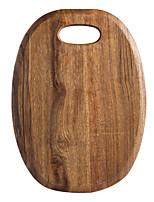 Недорогие -Инструменты для выпечки Дерево Многофункциональный / Новый дизайн Для приготовления пищи Посуда Круглый 1шт