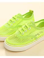 Недорогие -Мальчики / Девочки Обувь Сетка Лето Удобная обувь Кеды для Дети Синий / Розовый / Светло-Зеленый