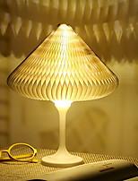 Недорогие -1шт LED Night Light Тёплый белый USB обожаемый 5 V