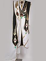 baratos -Inspirado por Código Gease Lelouch Lamperouge Anime Fantasias de Cosplay Ternos de Cosplay Design Especial / Padrão Blusa / Calças / Mais Acessórios Para Homens / Mulheres