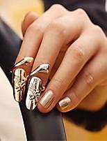 Недорогие -2 pcs Стразы для ногтей Многофункциональный Креатив маникюр Маникюр педикюр Повседневные Мода