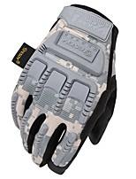 baratos -Dedo Total Homens Motos luvas Pele Anti-desgaste / Antiderrapante
