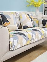 baratos -almofada do sofá Estampado / Contemporâneo Impressão Reactiva Poliéster Capas de Sofa