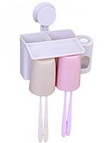 Недорогие -Стакан для зубных щеток обожаемый / Креатив Традиционный 100 г / м2 полиэфирный стреч-трикотаж 30шт Зубная щетка и аксессуары