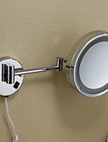 abordables -Miroir Cool / Réglable Moderne Acier inoxydable 1pc Salle de bain
