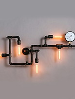 Недорогие -Новый дизайн / Cool Современный современный Настенные светильники кафе Металл настенный светильник 220-240Вольт 40 W