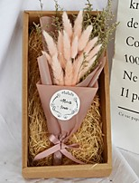 Недорогие -Искусственные Цветы 1 Филиал Классический Свадьба Вечные цветы Букеты на стол