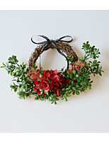 cheap -Decorations Grosgrain / Dried Flower Wedding Decorations Christmas / Wedding Garden Theme / Wedding All Seasons