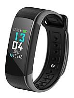 Недорогие -Indear CPB66 Умный браслет Android iOS Bluetooth Smart Спорт Водонепроницаемый Пульсомер / Измерение кровяного давления / Сенсорный экран / Израсходовано калорий / Длительное время ожидания