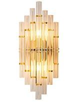 Недорогие -Cool Современный современный Настенные светильники Спальня Хрусталь настенный светильник 220-240Вольт 40 W