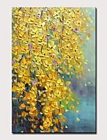 Недорогие -mintura® большой размер ручная роспись ножа цветок маслом на холсте современная абстрактная художественная картина для украшения дома без рамки
