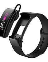 Недорогие -Indear B31PLUS Умный браслет Android iOS Bluetooth Smart Спорт Водонепроницаемый Пульсомер / Измерение кровяного давления / Сенсорный экран / Израсходовано калорий / Длительное время ожидания