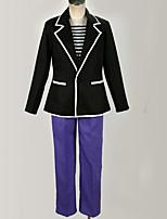 Недорогие -Вдохновлен Косплей Косплей Аниме Косплэй костюмы Косплей Костюмы Современный стиль Пальто / Блузка / Кофты Назначение Муж. / Жен.