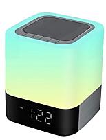 Недорогие -1шт 3D ночной свет Поменять USB Меняет цвета / обожаемый / Простота транспортировки 5 V