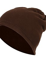 Недорогие -Универсальные Классический Лыжная шапочка / Кепка-восьмиклинка Однотонный