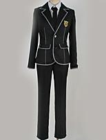 Недорогие -Вдохновлен Guilty Crown Ouma Shu Аниме Косплэй костюмы Школьная форма Английский / Современный стиль Пальто / Блузка / Кофты Назначение Муж. / Жен.
