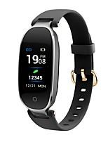 Недорогие -Indear S3PLUS Умный браслет Android iOS Smart Спорт Водонепроницаемый Пульсомер Педометр Датчик для отслеживания активности Датчик для отслеживания сна Сидячий Напоминание Найти мое устройство