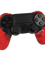 Недорогие -PS4 Игровой контроллер Case Protector Назначение Sony PS4 ,  Творчество / Новый дизайн / обожаемый Игровой контроллер Case Protector Силикон 1 pcs Ед. изм