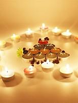 baratos -Decorações de férias Ano Novo / Decorações Natalinas Enfeites de Natal Decorativa colour bar 10pçs