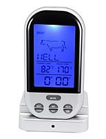 Недорогие -WINYS YS104 Мини-контакт Термометр для пищевых продуктов 0-250 Deg.C используется для измерения температуры и контроля в барбекю