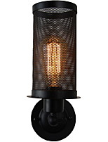 Недорогие -Cool Современный современный Настенные светильники Спальня / Кабинет / Офис Металл настенный светильник 220-240Вольт 40 W