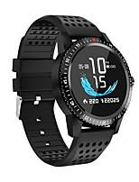baratos -BoZhuo T1 Pro Pulseira inteligente Android iOS Bluetooth Esportivo Impermeável Monitor de Batimento Cardíaco Medição de Pressão Sanguínea Podômetro Aviso de Chamada Monitor de Sono Lembrete