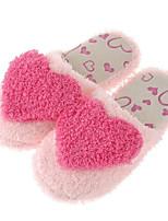 Недорогие -Женские тапочки / Тапочки для девочек / Тапочки для мальчиков Тапочки для гостей / Домашние тапки На каждый день Губка Один цвет Обувь