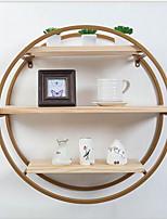Недорогие -Полка для ванной Cool / Креатив Современный Дерево 1шт На стену