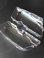 Недорогие -2pcs Автомобиль Автомобильные световые чехлы прозрачный Новый дизайн для Головной свет Назначение BMW 1999 / 2000 / 2001