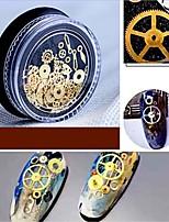 Недорогие -1 pcs Стразы для ногтей Многофункциональный Креатив маникюр Маникюр педикюр Повседневные Мода
