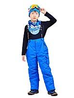 Недорогие -MARSNOW® Мальчики / Девочки Лыжные брюки Сохраняет тепло, Дожденепроницаемый, Вентиляция Зимние виды спорта Смесь хлопка Тёплые брюки Одежда для катания на лыжах / Зима