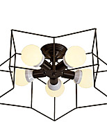 Недорогие -OYLYW 5-Light Потолочные светильники Рассеянное освещение Окрашенные отделки Металл Творчество, Новый дизайн 110-120Вольт / 220-240Вольт