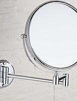 Недорогие -Зеркало Регулируется / Cool Современный современный Нержавеющая сталь 1шт Украшение ванной комнаты