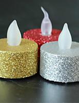 baratos -Decorações de férias Ano Novo / Decorações Natalinas Enfeites de Natal Luz LED colour bar 1pç