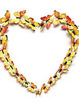 abordables -Déco de Mariage Unique PVC Décorations de Mariage Mariage / Festival Thème papillon / Mariage / Famille Toutes les Saisons