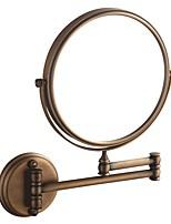 Недорогие -Зеркало Новый дизайн / Cool Современный современный Металлические 1шт Украшение ванной комнаты
