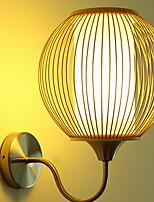Недорогие -Cool Современный современный Настенные светильники В помещении Металл настенный светильник 220-240Вольт 40 W