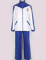 Недорогие -Вдохновлен Одиннадцать молний студент / Школьная форма Аниме Косплэй костюмы Косплей Костюмы Простой Кофты / Брюки / Костюм Назначение Муж. / Жен.