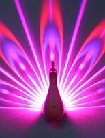 Недорогие -1шт LED Night Light USB Cool / Милый / Атмосферная лампа 5 V
